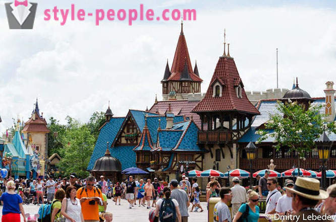 Viaggio al Walt Disney World Magic Kingdom